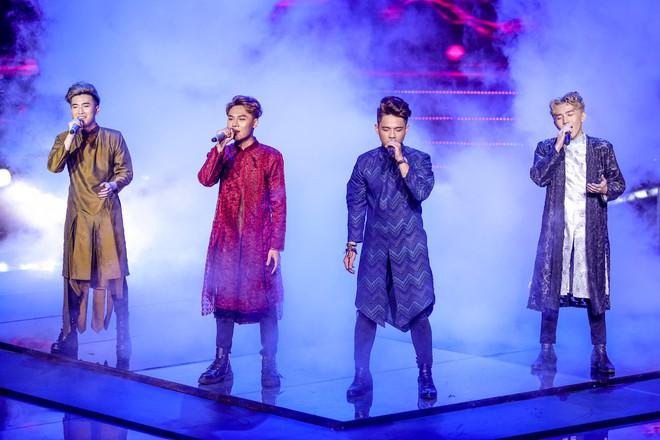 Hoàng Đức Thịnh team Tuấn Ngọc chính là Quán quân Giọng hát Việt 2019 - Ảnh 5.