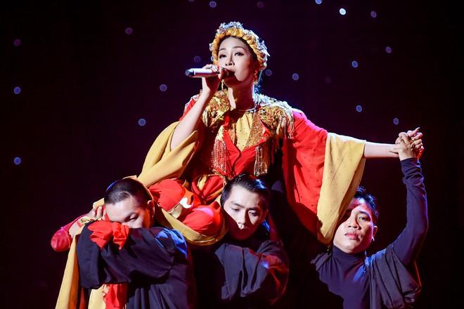 Hoàng Đức Thịnh team Tuấn Ngọc chính là Quán quân Giọng hát Việt 2019 - Ảnh 8.
