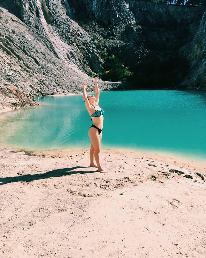 Sốc: Nhập viện hàng loạt sau khi bơi, hồ nước xanh lam nổi tiếng Tây Ban Nha này chính là hiểm họa với du khách - Ảnh 12.