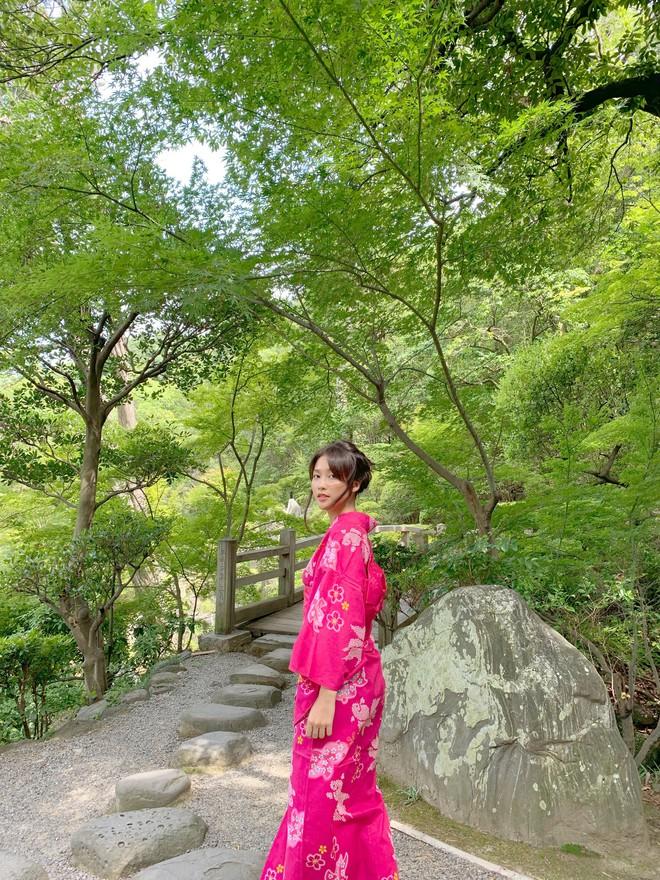 Khả Ngân trở thành Đại sứ du lịch vùng Wakayama Nhật Bản, được truyền thông nước bạn đồng loạt đưa tin - Ảnh 4.