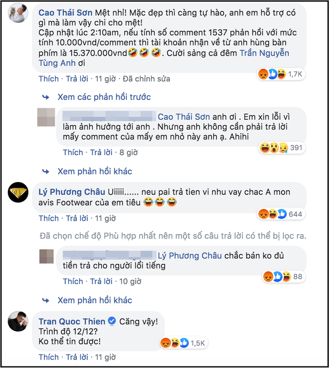 Biến showbiz: Trương Thế Vinh gay gắt đòi phí quảng cáo 25 triệu, chỉ nói chuyện với trình độ 12/12 khi bị nhãn hàng sử dụng hình ảnh trái phép - Ảnh 6.