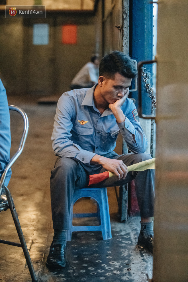 8 giờ trên chuyến tàu kỳ lạ nhất Việt Nam: Rời ga mà không có một hành khách nào - Ảnh 9.