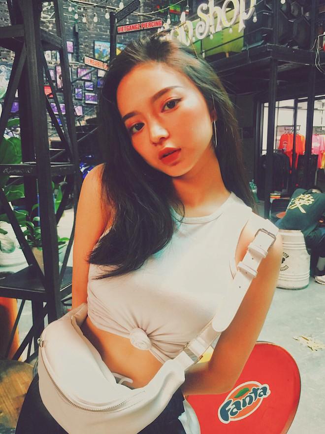 Hăm he giựt spotlight Elly Trần, Thuỷ Top, dàn hot girl thế hệ mới sở hữu mặt học sinh - ngực khủng phụ huynh liệu có đủ tầm? - Ảnh 16.