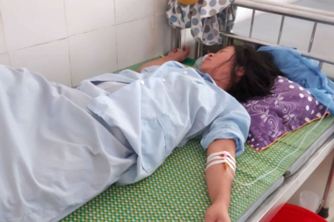 Nỗi đau tột cùng của chồng sản phụ có con sơ sinh tử vong với vết đứt bất thường quanh cổ - Ảnh 1.