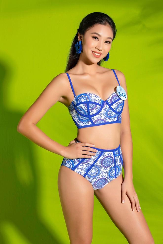 Mỹ nhân Miss World Việt lại khoe body bốc lửa trong bộ ảnh bikini thiêu đốt mùa hè: Ai có tiềm năng nhất? - Ảnh 6.