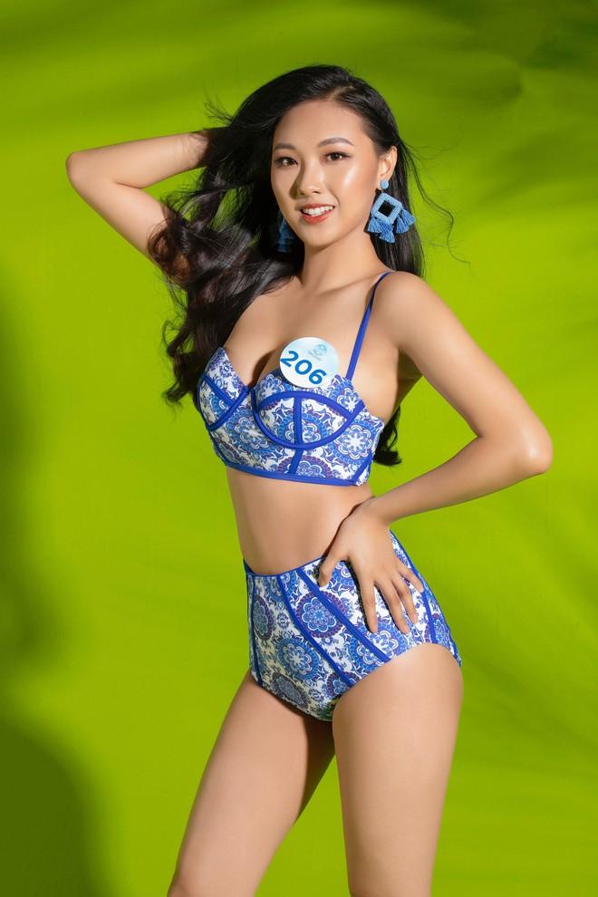 Mỹ nhân Miss World Việt lại khoe body bốc lửa trong bộ ảnh bikini thiêu đốt mùa hè: Ai có tiềm năng nhất? - Ảnh 8.