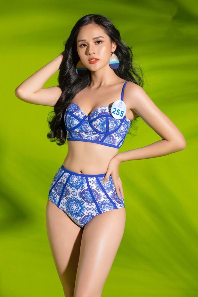 Mỹ nhân Miss World Việt lại khoe body bốc lửa trong bộ ảnh bikini thiêu đốt mùa hè: Ai có tiềm năng nhất? - Ảnh 10.