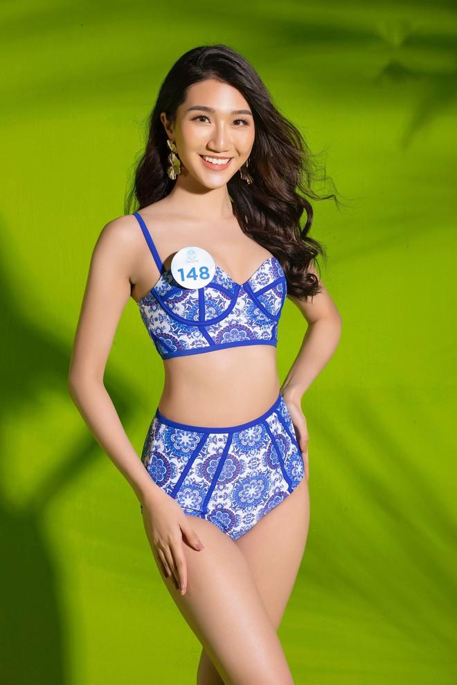 Mỹ nhân Miss World Việt lại khoe body bốc lửa trong bộ ảnh bikini thiêu đốt mùa hè: Ai có tiềm năng nhất? - Ảnh 16.