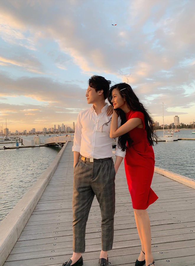 Không còn úp mở chuyện tình cảm, Hoàng Thùy công khai dành lời chúc ngọt lụi tim tới Rocker Nguyễn nhân ngày sinh nhật - Ảnh 1.
