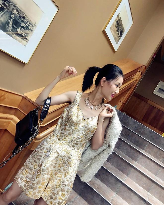 Vẫn biết túi Chanel Gabrielle đẹp nhưng phiên bản mới còn sang chảnh hơn gấp bội, bảo sao hội sành điệu mê đến vậy - Ảnh 5.