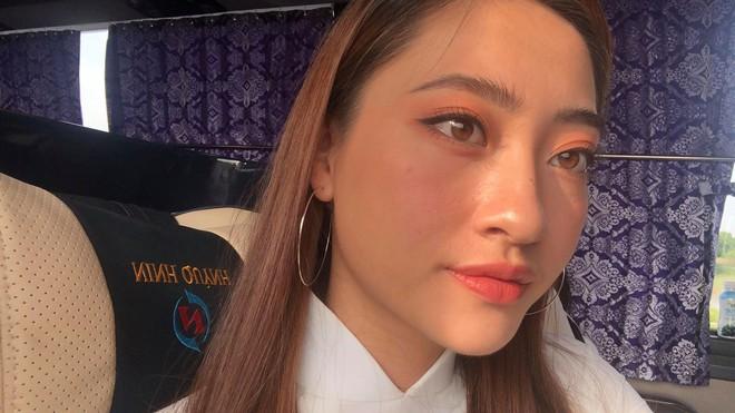 Nữ sinh Ngoại thương là ứng viên nặng ký của vương miện Hoa hậu thế giới Việt Nam 2019: IELTS 7.5, thành viên đội tuyển HSG Quốc gia tiếng Anh - Ảnh 7.