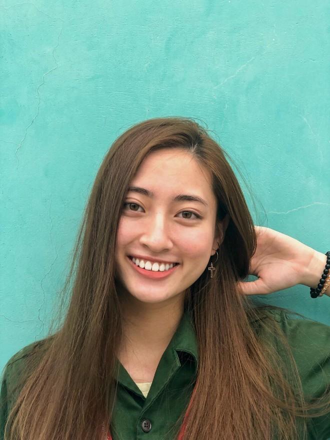 Nữ sinh Ngoại thương là ứng viên nặng ký của vương miện Hoa hậu thế giới Việt Nam 2019: IELTS 7.5, thành viên đội tuyển HSG Quốc gia tiếng Anh - Ảnh 6.