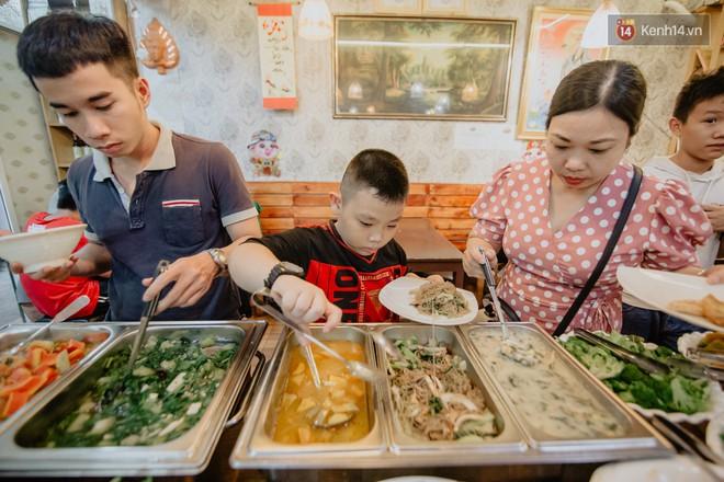 Quán chay tuỳ tâm độc nhất vô nhị ở Sài Gòn: ăn tuỳ bụng, trả tiền tuỳ… khả năng - Ảnh 10.