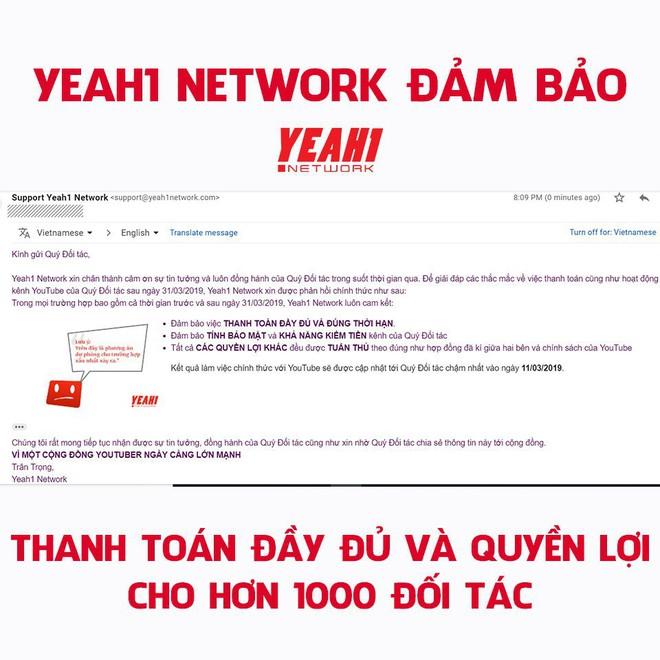 Số phận hàng trăm kênh thuộc mạng lưới Yeah1 đã đi về đâu sau khi bị YouTube nghỉ chơi? - Ảnh 1.