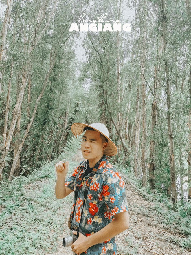 4 khu rừng tràm nổi đình đám ở miền Tây lên ảnh siêu ảo nhưng liệu ngoài đời có đẹp được như vậy? - Ảnh 5.