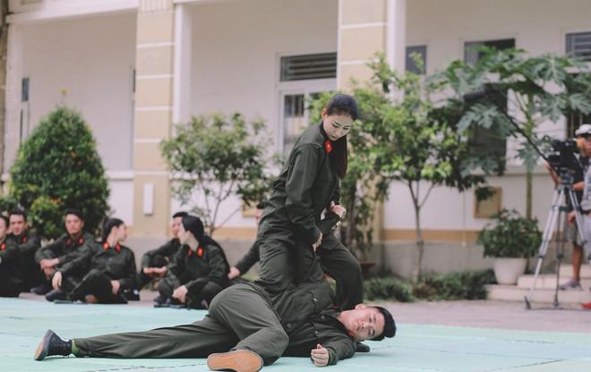 Mỹ nhân hành động: Trương Quỳnh Anh bỏ thi đấu vì bức xúc luật chơi - Ảnh 10.