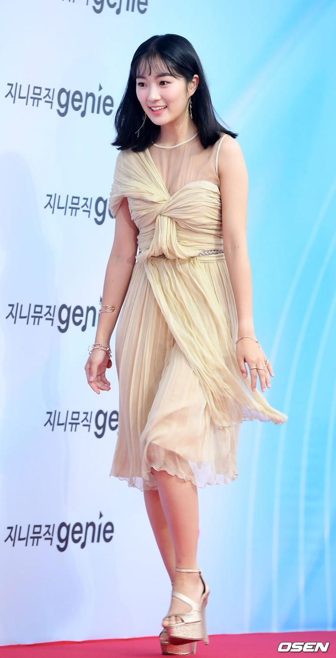 Siêu thảm đỏ hội tụ quân đoàn idol, diễn viên siêu khủng: Goo Hye Sun lạc quẻ, TWICE đọ tầm sexy chan chát với MAMAMOO - Ảnh 33.