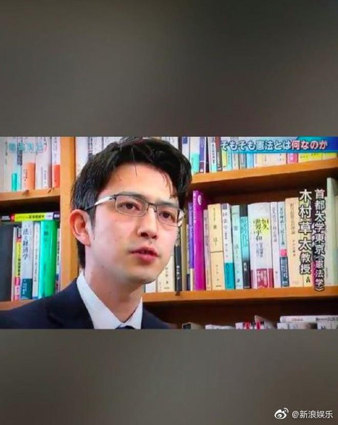 Giáo sư Nhật gây sốt vì vẻ ngoài 'nam thần' cùng thành tích khủng, sự kết hợp hoàn hảo của Hà Dĩ Thâm và Dương Lam Hàng đời thực là đây! - Ảnh 5.