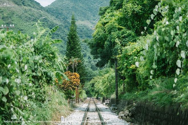 """Hot nhất Đà Nẵng hiện tại chính là """"cổng trời"""" mới toanh dưới chân đèo Hải Vân, nơi có đoàn tàu qua núi đẹp hệt trong phim - Ảnh 23."""