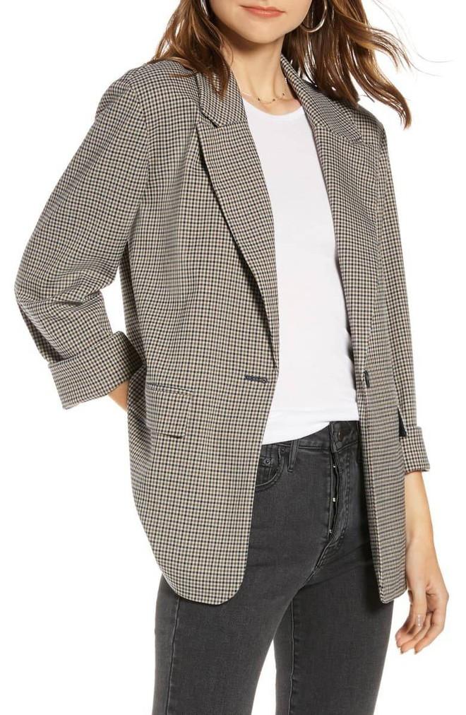 """Mua 5 chiếc blazer bán chạy nhất dịp đầu thu, nàng BTV còn gợi ý cả cách lên đồ """"xịn sò"""" cho từng thiết kế - Ảnh 5."""