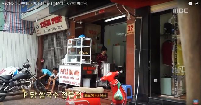 """Phở bò là xưa rồi, quán phở này của Hà Nội vừa lên sóng đài MBC Hàn Quốc là khiến khán giả """"phát sốt"""" ngay - Ảnh 1."""