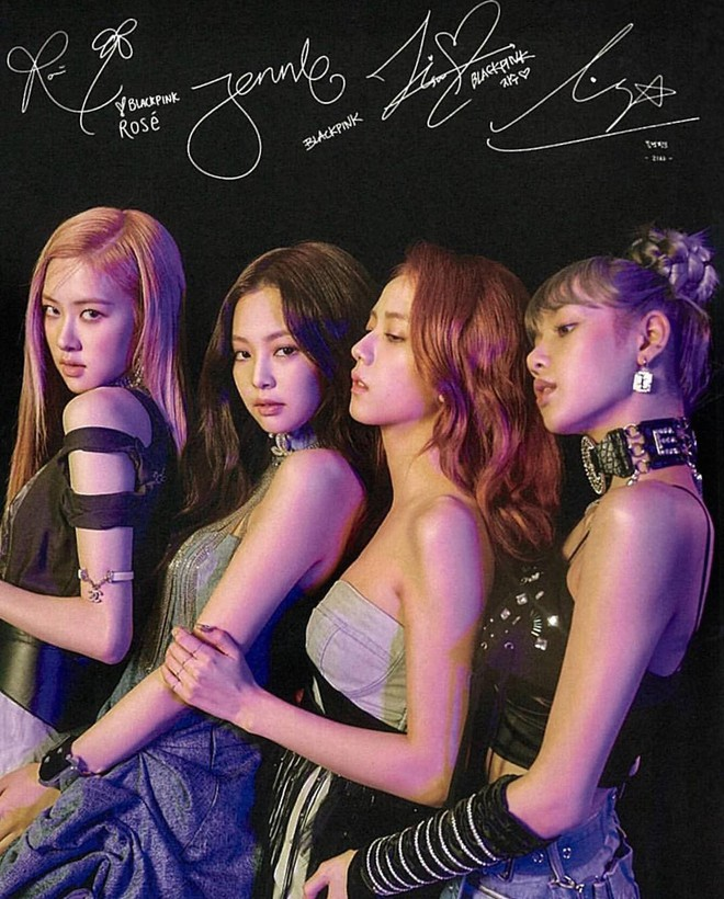The suspect name BLACKPINK reacted to the super hot rapper
