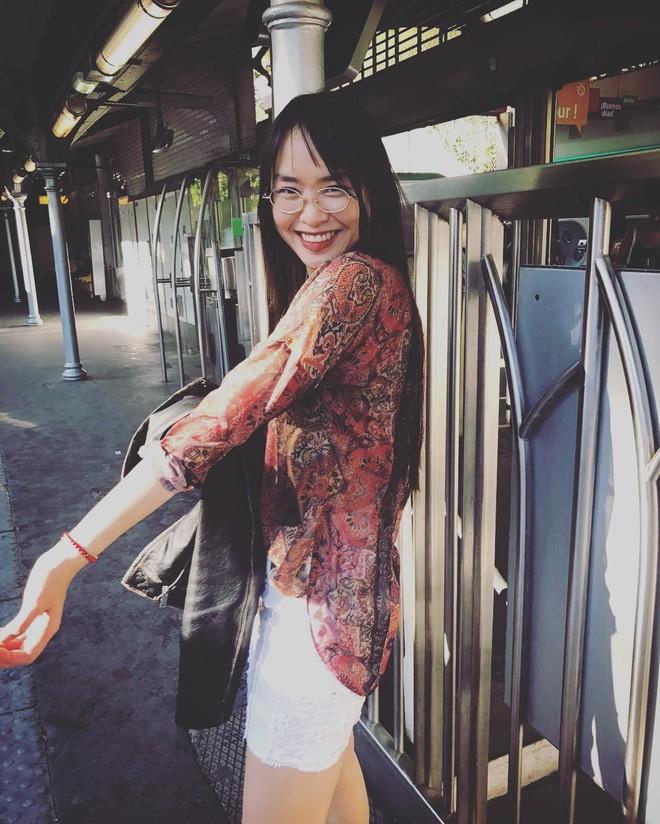Chị gái Á hậu Tường San: Xinh đẹp, thần thái không thua kém gì cô em, đang học thạc sĩ thời trang tại Pháp - Ảnh 7.