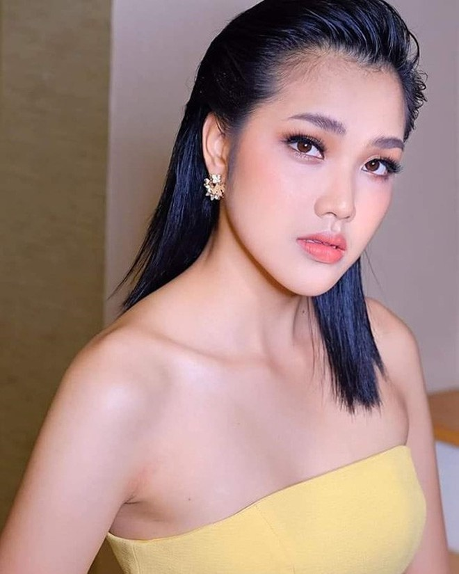 Tân Hoa hậu Lương Thùy Linh được dân mạng quốc tế hết lời khen ngợi nhan sắc, nhận xét xinh hơn cả Miss Thái Lan - Ảnh 4.