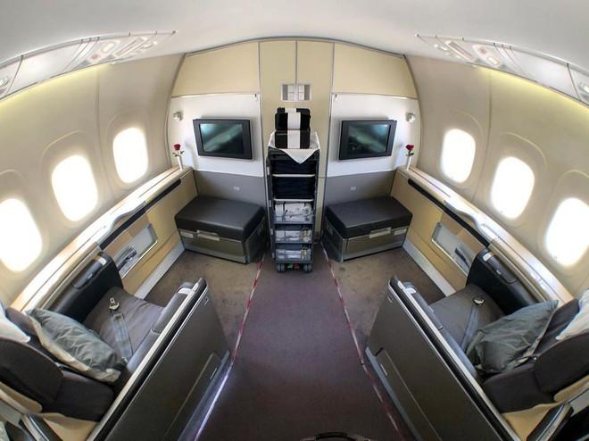 Muốn biết hạng thương gia sang chảnh hơn ghế thường ra sao, cứ nhìn bữa ăn của 19 hãng bay nổi tiếng này sẽ rõ! - Ảnh 3.