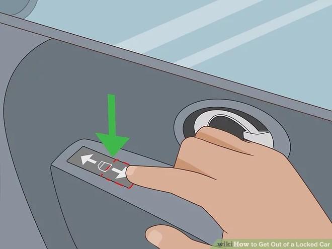 Những kỹ năng thoát hiểm khi bị nhốt trong ô tô mà mọi phụ huynh phải dạy con thật kỹ - Ảnh 4.