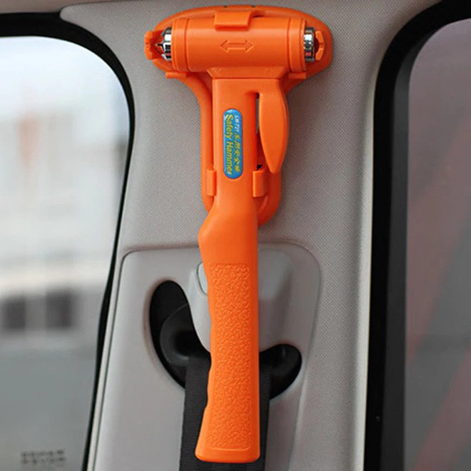 Những kỹ năng thoát hiểm khi bị nhốt trong ô tô mà mọi phụ huynh phải dạy con thật kỹ - Ảnh 9.