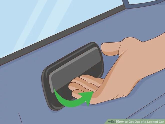 Những kỹ năng thoát hiểm khi bị nhốt trong ô tô mà mọi phụ huynh phải dạy con thật kỹ - Ảnh 8.