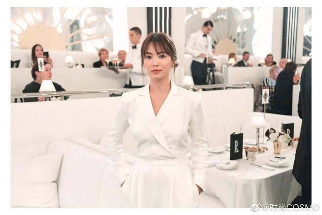 2 tháng sau cuộc ly hôn ngàn tỷ, Song Hye Kyo chia sẻ 1 câu khiến công chúng thở phào nhẹ nhõm - Ảnh 4.