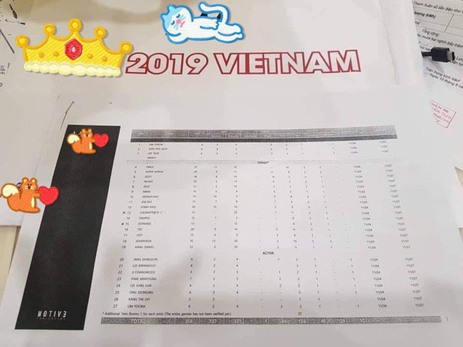 HOT: Đã có chi tiết lịch công bố line up chính thức của lễ trao giải khủng AAA 2019 tại Việt Nam, chia theo tiêu chí gì? - Ảnh 3.