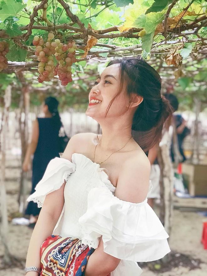 Cựu sinh viên ĐH Kiểm sát Hà Nội xinh chẳng kém gì hotgirl với nụ cười tỏa nắng nhìn là yêu - Ảnh 8.