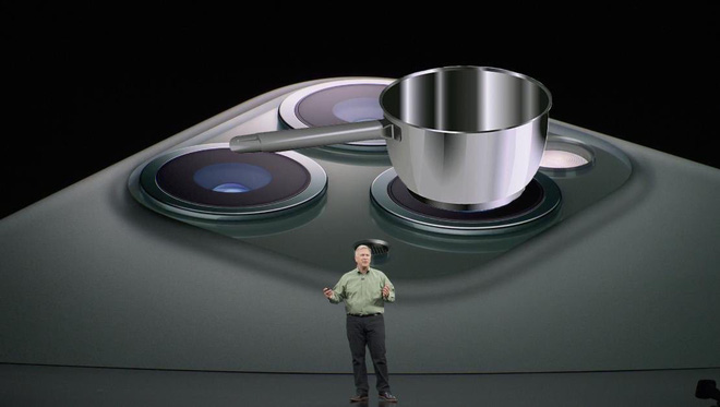 iPhone 11 vừa ló mặt đã dính 2 gáo nước lạnh siêu to, liên tục làm trò cười cho thiên hạ - Ảnh 2.