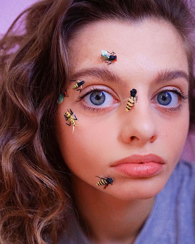Hot Instagramer nổi tiếng vì đôi mắt siêu to tròn khiến dân mạng tranh cãi kịch liệt: Mắt tự nhiên hay là sự nhiệm màu của photoshop? - Ảnh 2.