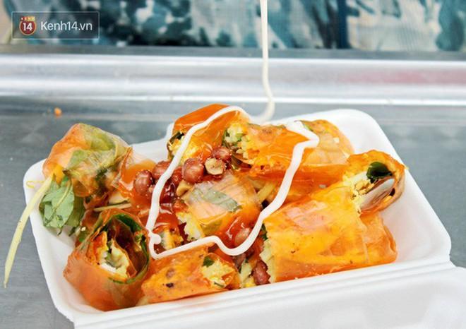 """""""Chết thèm"""" với gia phả họ hàng nhà bánh tráng hội tụ ở thiên đường ẩm thực Sài Gòn - Ảnh 4."""