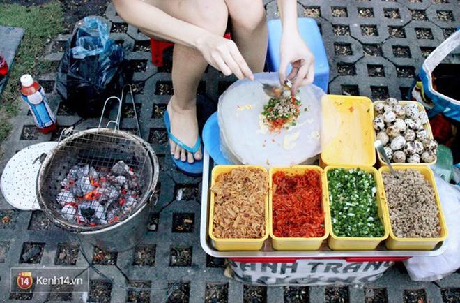 """""""Chết thèm"""" với gia phả họ hàng nhà bánh tráng hội tụ ở thiên đường ẩm thực Sài Gòn - Ảnh 5."""