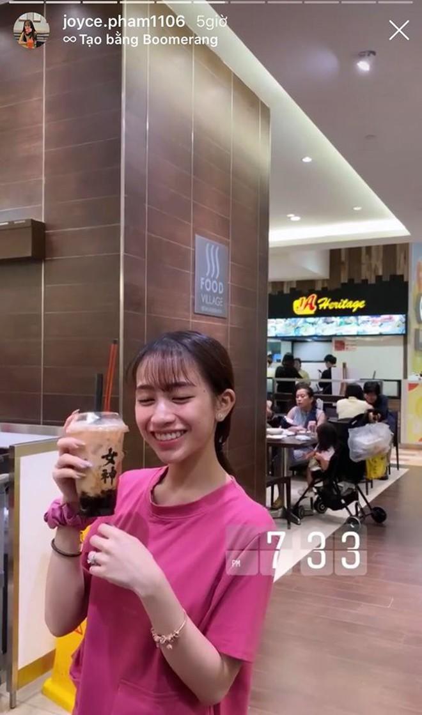 Ái nữ nhà Minh Nhựa được chồng mới cưới chiều như công chúa: Sang Singapore tậu đôi chiếc iPhone 11, food tour xuyên ngày! - Ảnh 8.
