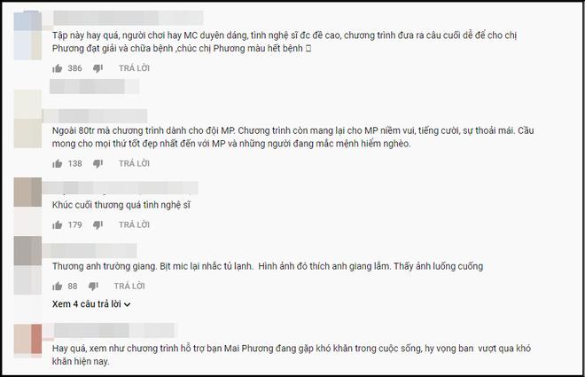 """Bịt micro nhắc bài cho Mai Phương giành 80 triệu tại """"Nhanh như chớp"""", Trường Giang lại được khen hết lời? - Ảnh 3."""
