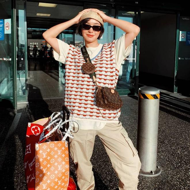 """Có quá nhiều màn đụng hàng của sao Âu - Á và tất cả chỉ vì chiếc túi """"phá đảo showbiz"""" của Louis Vuitton - Ảnh 2."""