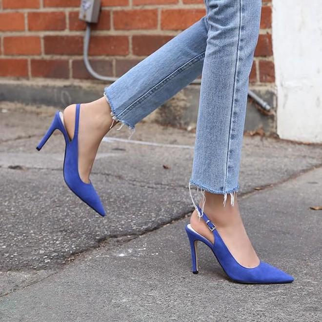 Không phải chiều cao hay kiểu dáng gót giày, nàng công sở nên chọn giày cao gót dựa vào 1 chi tiết quan trọng - Ảnh 2.