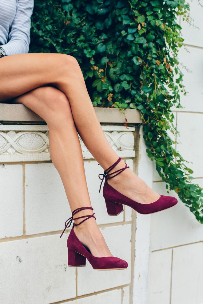Không phải chiều cao hay kiểu dáng gót giày, nàng công sở nên chọn giày cao gót dựa vào 1 chi tiết quan trọng - Ảnh 3.