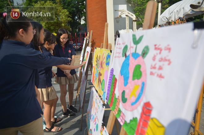 """Lễ khai giảng của cô bé lớp 6 gá»i thÆ° tới 40 trường học ở Hà Nội: """"Mình có thể đừng thả bóng bay vào hôm khai giảng không?"""" - Ảnh 4."""