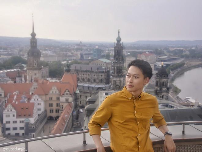 Du học sinh Việt ở Đức: Mỗi sáng ngủ nướng thêm 5 phút, bạn đã tụt hậu so với cả ngàn người rồi - Ảnh 1.