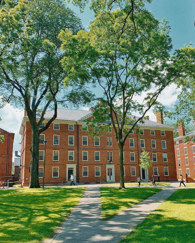 16 trường đại học đẹp nhất thế giới với kiến trúc xinh như cổ tích, sinh viên đi học đứng góc nào cũng có hình sống ảo nghìn like - Ảnh 1.