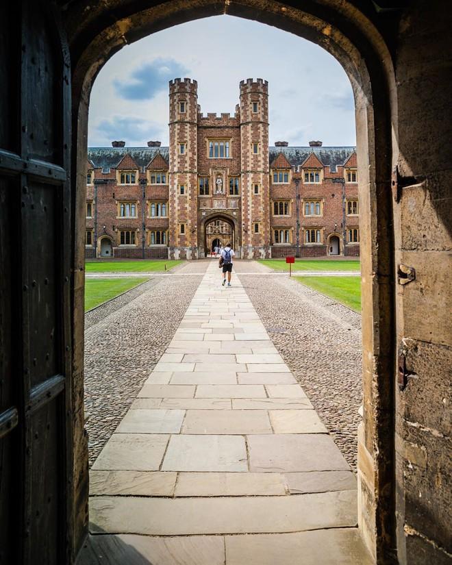 16 trường đại học đẹp nhất thế giới với kiến trúc xinh như cổ tích, sinh viên đi học đứng góc nào cũng có hình sống ảo nghìn like - Ảnh 2.