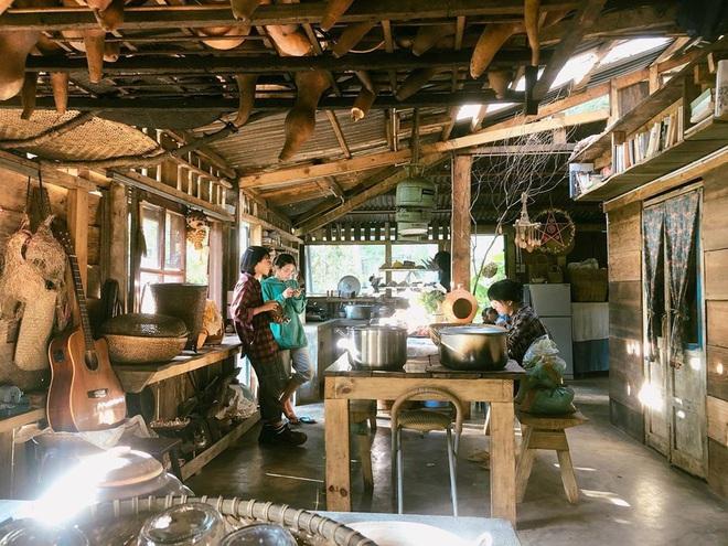 """Tìm được quán cà phê mang đậm nét Đà Lạt thời còn hoang sơ, đi rồi mới biết vì sao mọi người muốn """"về quê nuôi cá và trồng thêm rau"""" - Ảnh 4."""