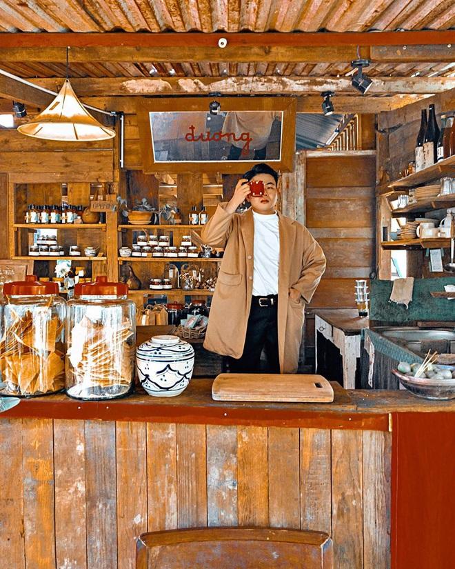 """Tìm được quán cà phê mang đậm nét Đà Lạt thời còn hoang sơ, đi rồi mới biết vì sao mọi người muốn """"về quê nuôi cá và trồng thêm rau"""" - Ảnh 7."""